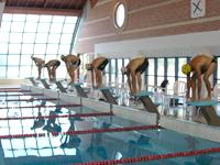 La piscina municipal de torrevieja homologada para for Piscina torrevieja
