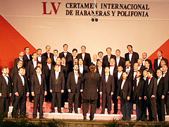 Coro de Voces Graves de Madrid