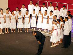 Coro de la Universidad Autónoma de Bucaramanga (Colombia)