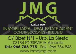 JMG C/ Bizet, 1 – urb. La Siesta