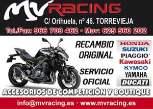 MV Racing C/ Orihuela, 46