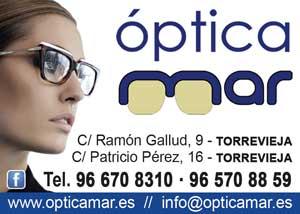 Óptica Mar Calle Ramón Gallud, 9